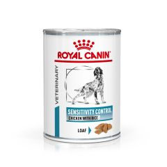 Royal Canin Sensitivity Control Dog Food (Chicken/R) 420g 1x12tin