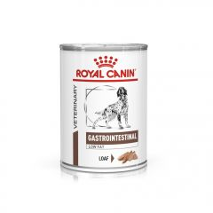 Royal Canin Gastrointestinal Low Fat Dog Food 410g 1x12tin