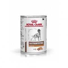 ROYAL CANIN Gastrointestinal Low Fat Adult Wet Dog Food 410g 1x12tn