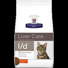 Hills Feline L/D Liver Care 1.5kg